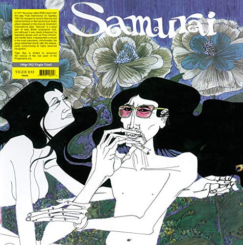 Samurai Samurai LP 0889397106256 Worldwide Shipping