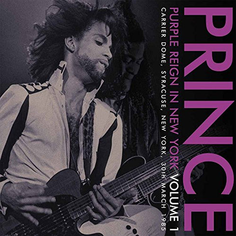 Prince Purple Reign In Nyc - Vol. 1 LP 0803343127812