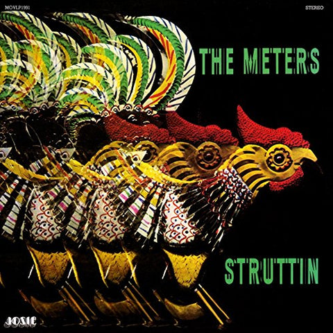Meters Struttin' [180 gm vinyl] LP 8719262004900 Worldwide