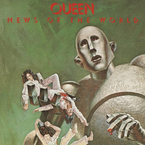 Queen News Of The World LP 0602547202727 Worldwide Shipping