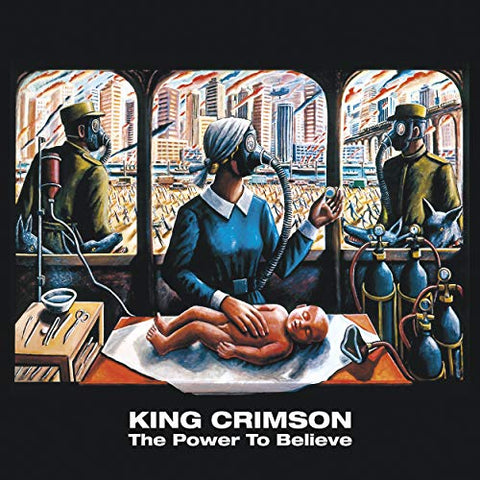 King Crimson Power To Believe [200gm 2LP Vinyl] 2LP