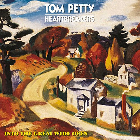 Tom Petty And The Heartbreakers Into The Great Wide Open LP