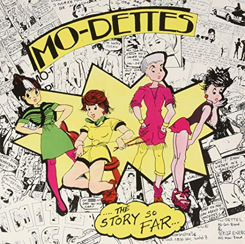 Mo Dettes The Story So Far (RSD 2019) LP 0602577251054