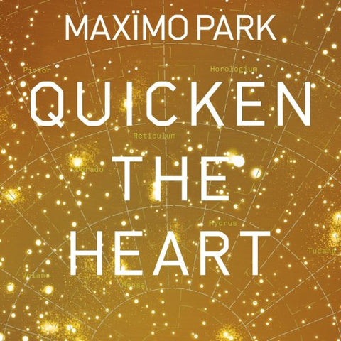Maximo Park Quicken The Heart LP 0801061017811 Worldwide