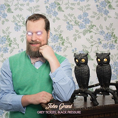 John Grant Grey Tickles Black Pressure 2LP 5414939926723
