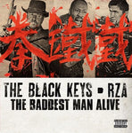The Black Keys With Rza The Baddest Man Alive LP
