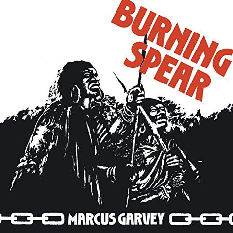 Burning Spear Marcus Garvey LP 0600753514733 Worldwide