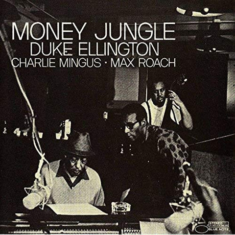 Duke Ellington Charlie Mingus & Max Roach Money Jungle LP