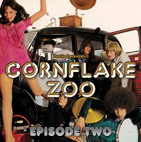 Various Cornflake Zoo Episode Two (VINYL RED) LP