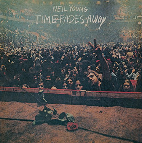 Neil Young Time Fades Away LP 0093624938507 Worldwide