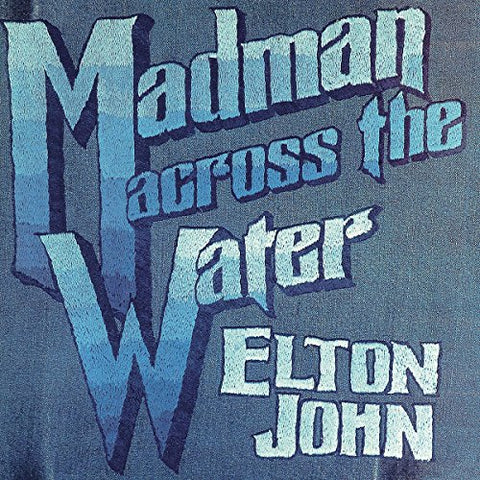 Elton John Madman Across The Water LP 0602567487104
