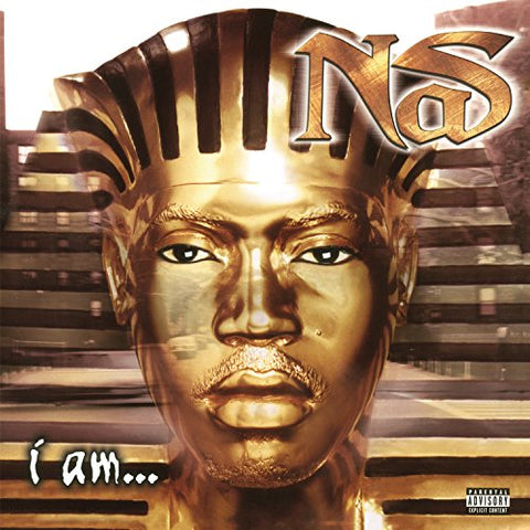 Nas I Am.... 2LP 0190758176819 Worldwide Shipping