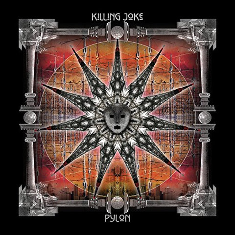 Killing Joke Pylon LP 0602547513588 Worldwide Shipping