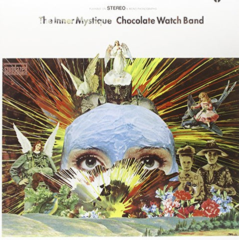 Chocolate Watch Band The Inner Mystique LP 0090771530714