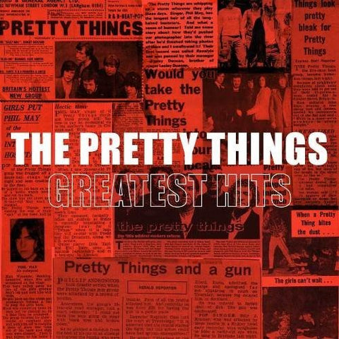 Pretty Things Greatest Hits 2LP 0636551808316 Worldwide