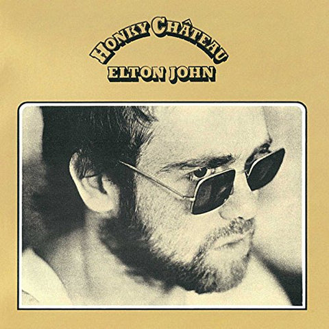 Elton John Honky Chateau LP 0602557383072 Worldwide Shipping