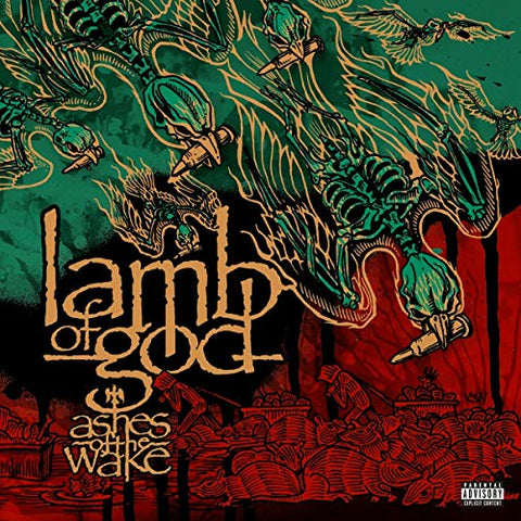 Lamb Of God Ashes Of The Wake (15Th Anniversary) 2LP