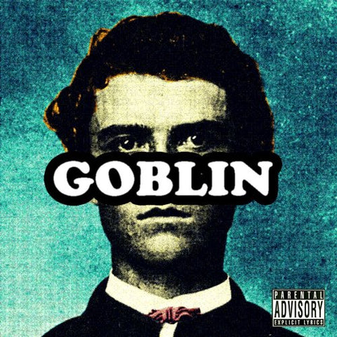 Tyler The Creator Goblin 2LP 0634904052911 Worldwide