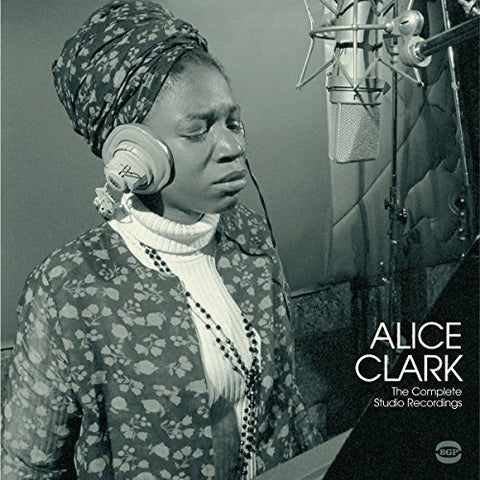 Alice Clark The Complete Studio Recordings LP 0029667004619