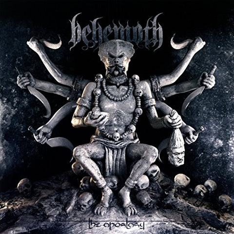 Behemoth The Apostasy LP 0801056871619 Worldwide Shipping