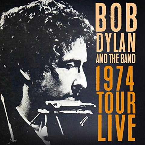 Bob Dylan And The Band 1974 Tour Live (4LP Box Set) 4LP