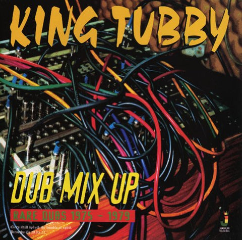 King Tubby Dub Mix Up LP 5036848002079 Worldwide Shipping