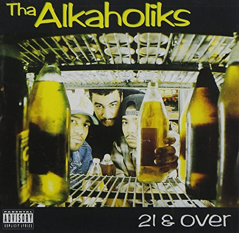 Alkaholiks 21 & Over LP 0664425132519 Worldwide Shipping
