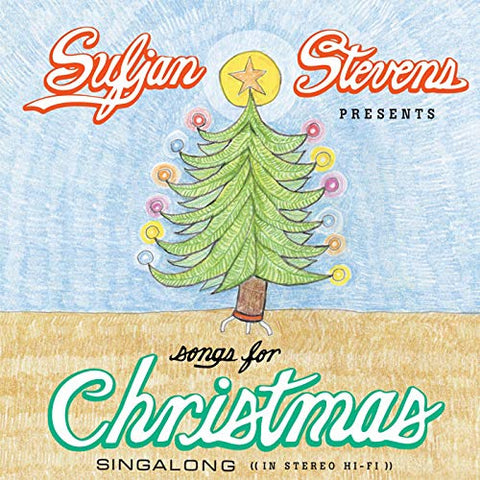 Sufjan Stevens Songs For Christmas LP 0656605366098