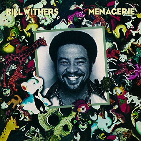 Bill Withers Menagerie LP 8713748982881 Worldwide Shipping