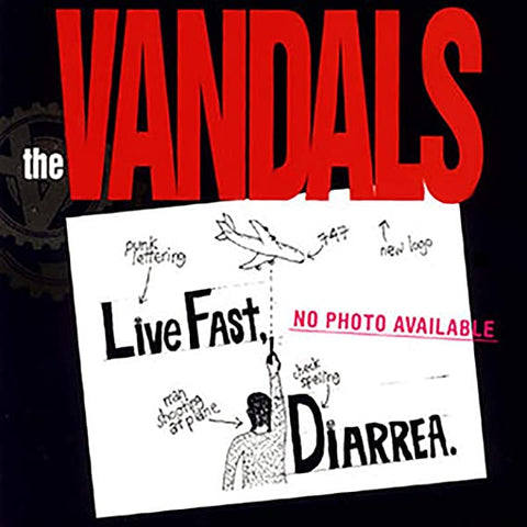 LIVE FAST DIARRHEA: 25TH ANNIVERSARY EDITION