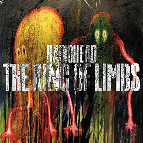 Radiohead King Of Limbs LP 0634904078713 Worldwide Shipping