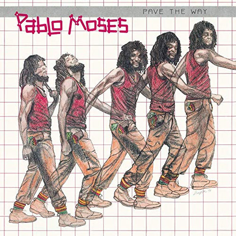 Pablo Moses Pave The Way [180 gm LP vinyl] LP 0600753852200