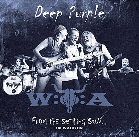 Deep Purple From The Setting Sun...(In Wacken) [3LP] 3LP