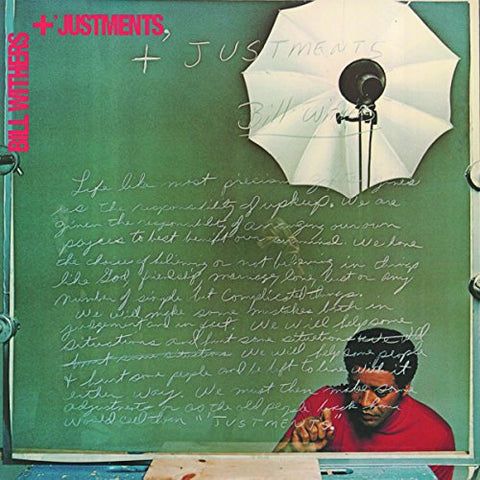 Bill Withers Justments LP 8718469533756 Worldwide Shipping