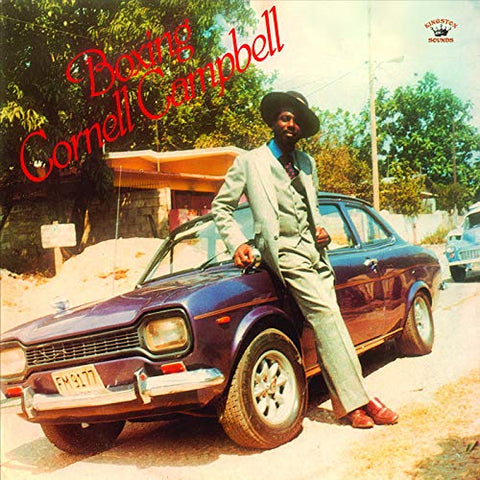 Cornell Campbell Boxing LP 5060135762476 Worldwide Shipping