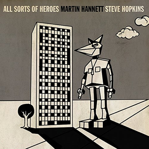 Martin Hannett & Steve Hopkins All Sorts Of Heroes [7 VINYL]