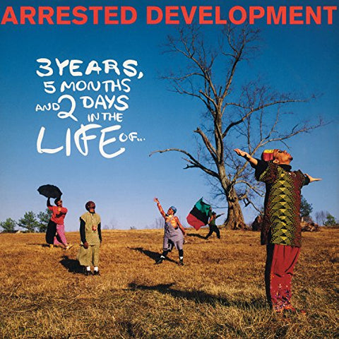 Arrested Development 3 Years 5 Months And 2 Days In The Life