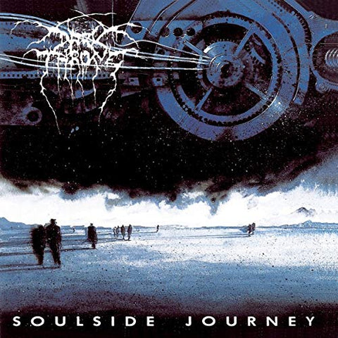 Darkthrone Soulside Journey LP 0801056838919 Worldwide