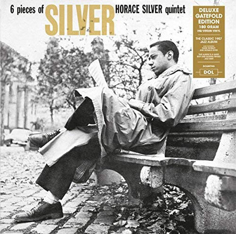 Horace Silver 6 Pieces of Silver - DOL 180G LP 0889397218874
