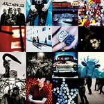 U2 Achtung Baby 2LP 0602557970098 Worldwide Shipping