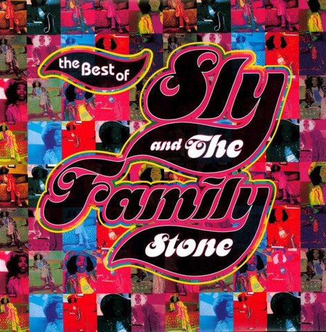 Sly & The Family Stone Best Of 2LP 5099747175817 Worldwide