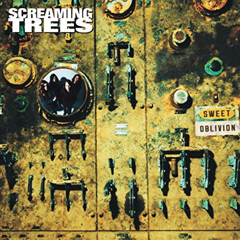 Screaming Trees Sweet Oblivion LP 0190758440910 Worldwide