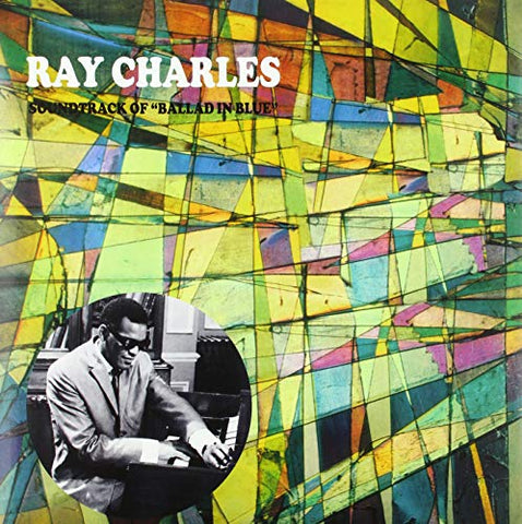 Ray Charles RAY CHARLES - Ballad In Blue (1 LP) LP