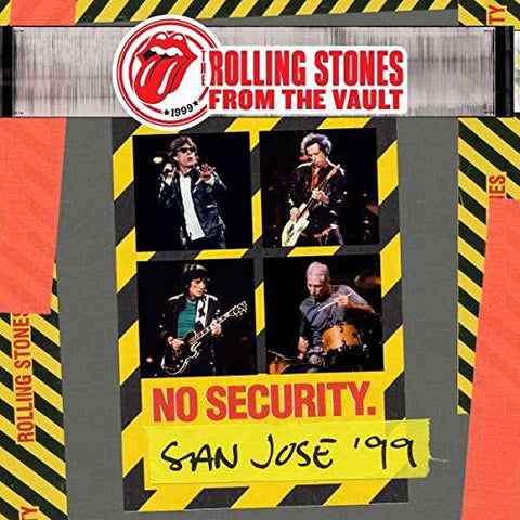 Rolling Stones From The Vault: No Security - San Jose 1999