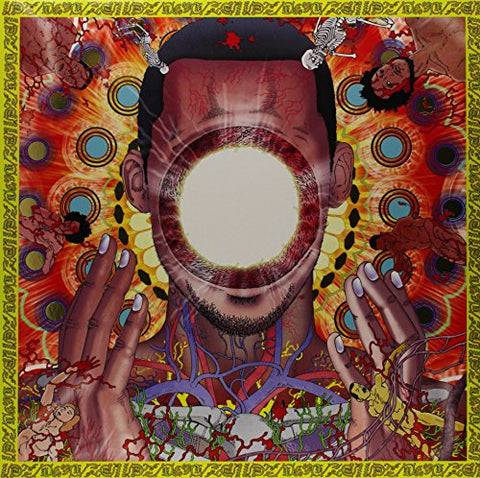 Flying Lotus You're Dead! 2LP 0801061025618 Worldwide