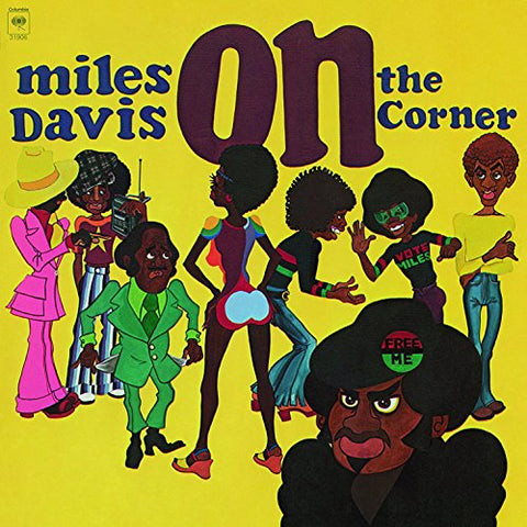 Miles Davis On The Corner (180g remastered) LP 8718469530632