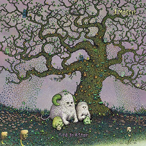 J Mascis Tied To A Star LP 0098787108316 Worldwide Shipping