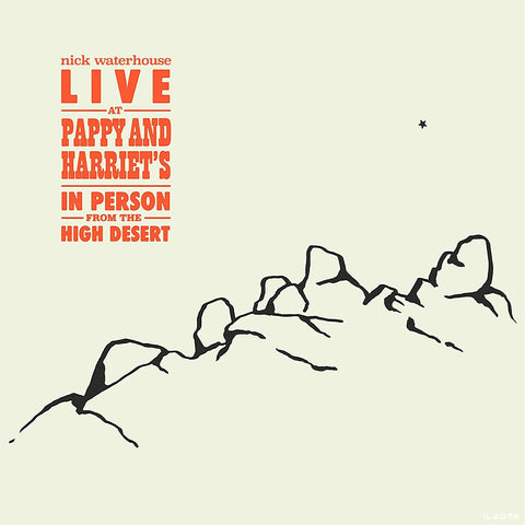 Live At Pappy & Harriet's: In Person From The High Desert