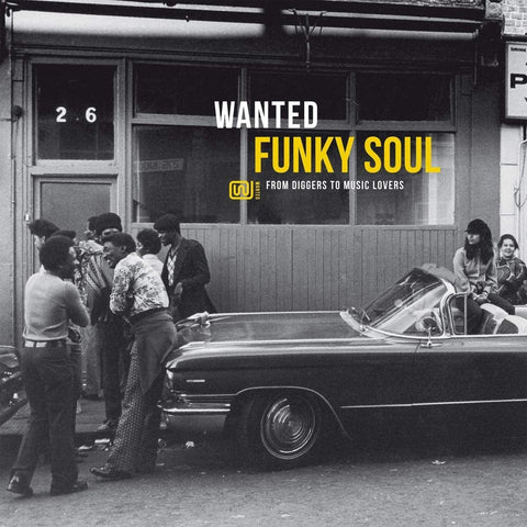 Wanted Funky Soul