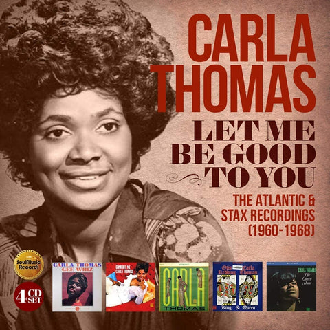 Let Me Be Good To You - THE ATLANTIC & STAX RECORDINGS (1960-1968)